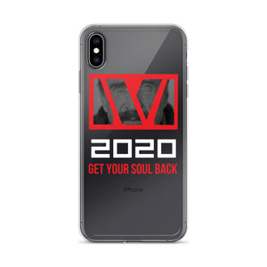 Get Your Soul Back iPhone Case