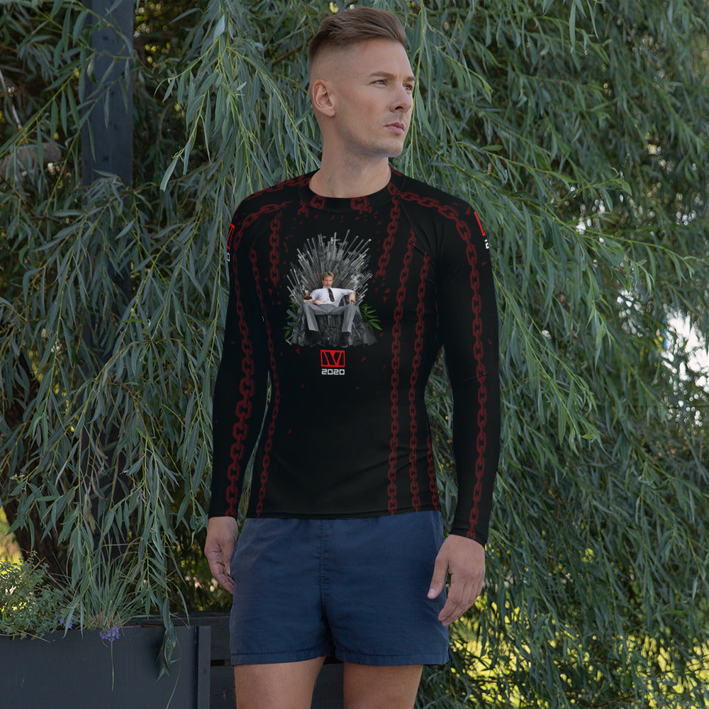 McAfee2020 - Men's Rash Guard