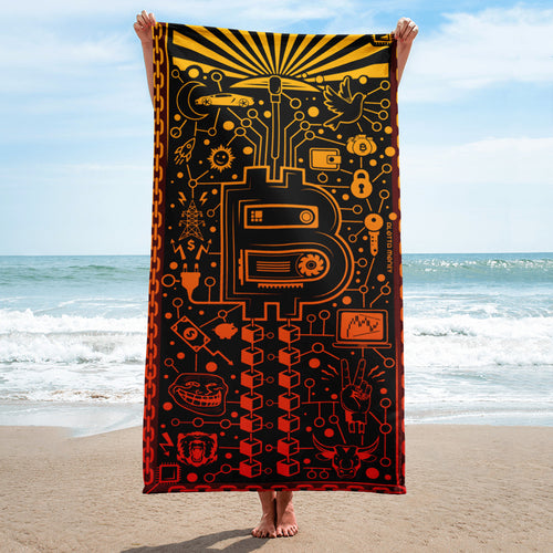 Alotta Beach Towel #1