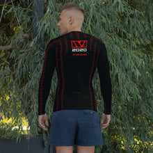 Load image into Gallery viewer, McAfee2020 - Men's Rash Guard