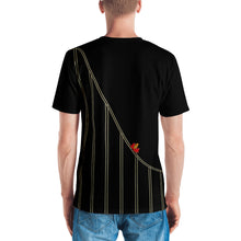 Load image into Gallery viewer, The Bitcoin Roller Coaster T - Black