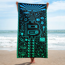 Load image into Gallery viewer, Alotta Beach Towel #3