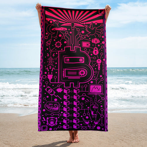 Alotta Beach Towel #4