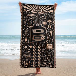 Alotta Beach Towel #2