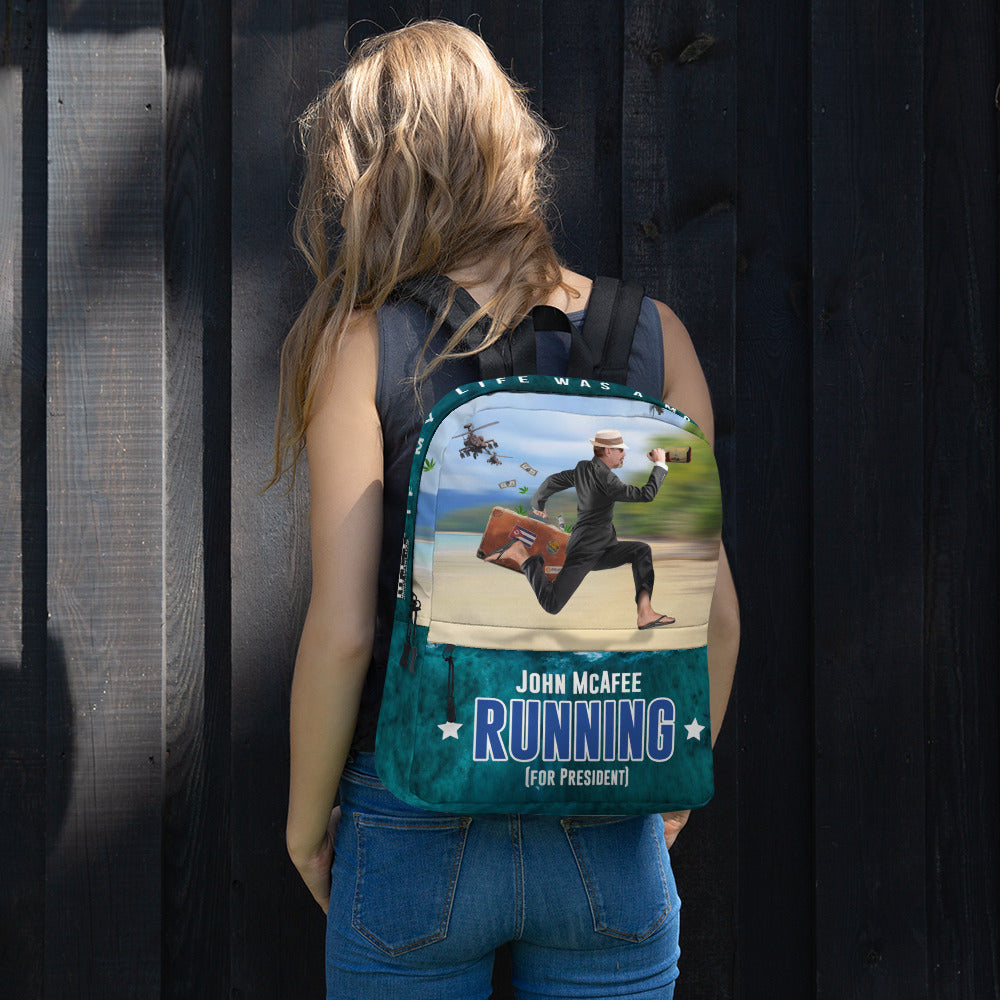 Running For President Backpack