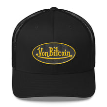 Load image into Gallery viewer, Von Bitcoin Hat