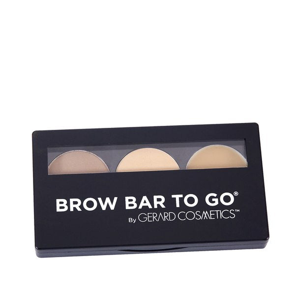 Gerard Cosmetics Brow Bar to Go - Blonde to Brunette