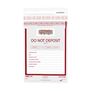 ProAmpac Do Not Deposit Bag