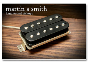 """Eruption"" Humbucker"