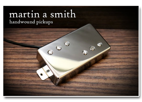 HB-Sized Wide Range Humbucker Set