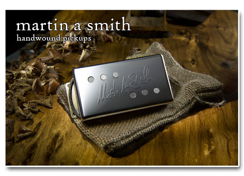 Modern Wide Range Humbucker Set