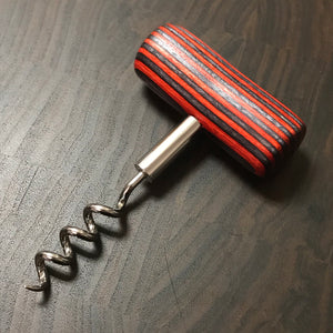 Hand Turned Corkscrew