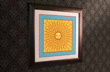 Load image into Gallery viewer, Sun Geometry Fine Art Print by Jeremy Wright