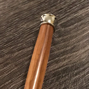 Olive wood Safety Razor