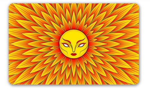 Extra Large Bright Sunshine Mousepad