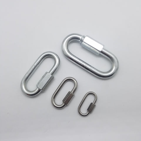 Quick Links, Stainless Steel