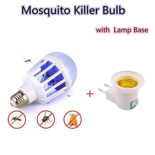 Zapp Light - Lâmpada Led Mata Mosquitos