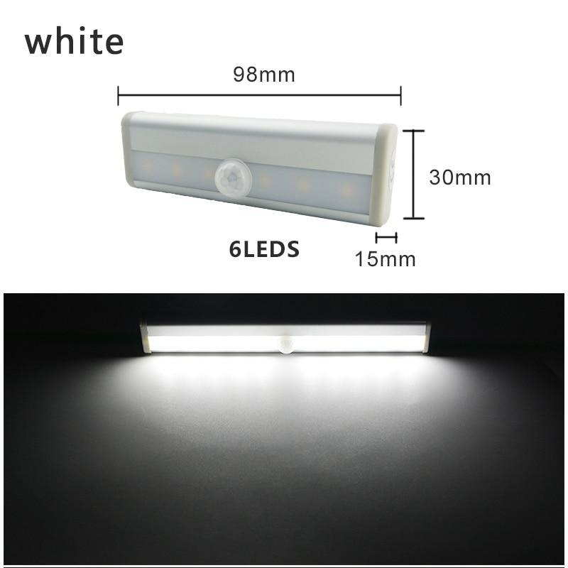 Lâmpada LED Com Sensor De Movimento