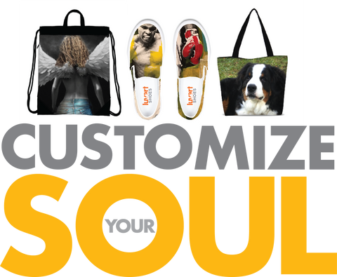 customized products luvart shoes personalized products
