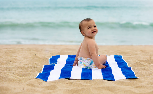 At What Age Can Babies Use Sunscreen?