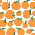 Sweet Oranges pattern