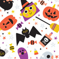 Spook-a-boo pattern