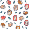 Prickly Critters pattern