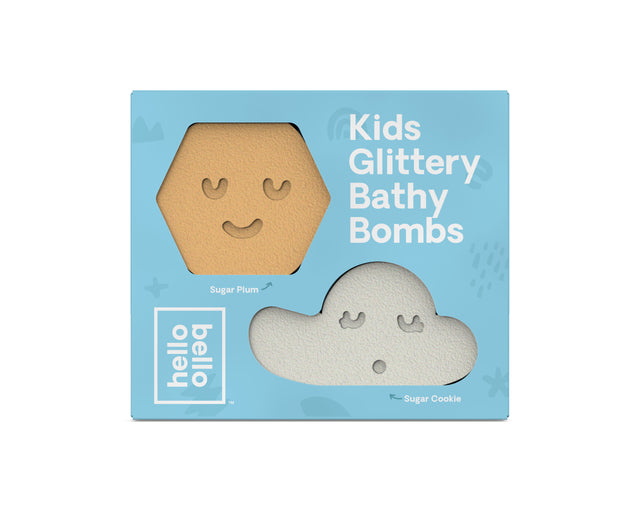 Kids Glittery Bathy Bombs
