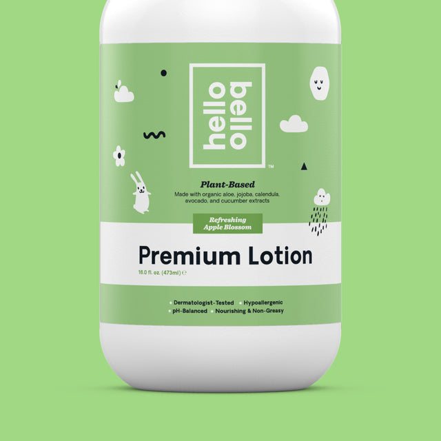 Premium, Plant-Based Lotion