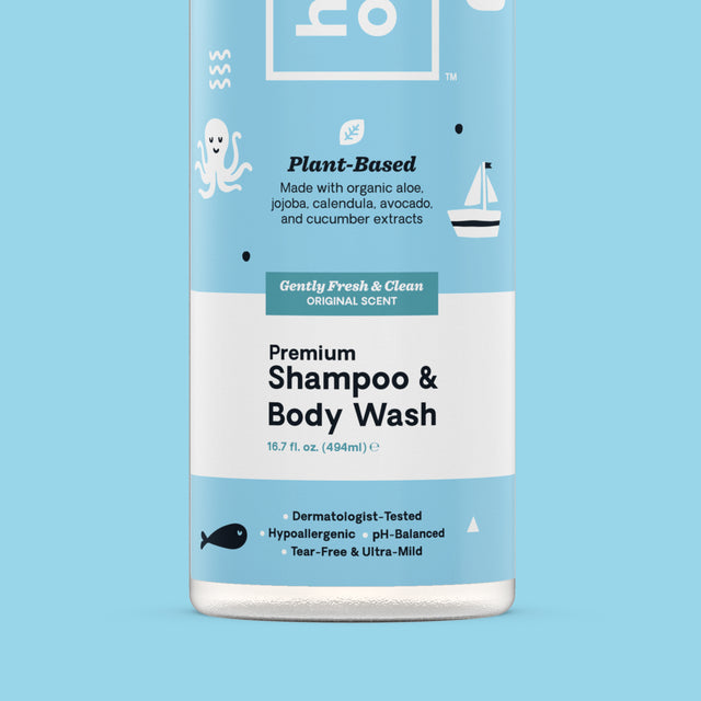 Extra Gentle Shampoo & Body Wash