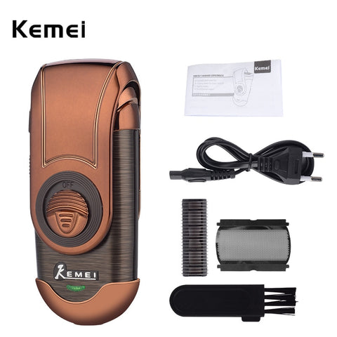 Kemei Portable Electric Shaver