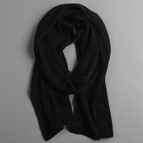 Male cashmere warmer scarves