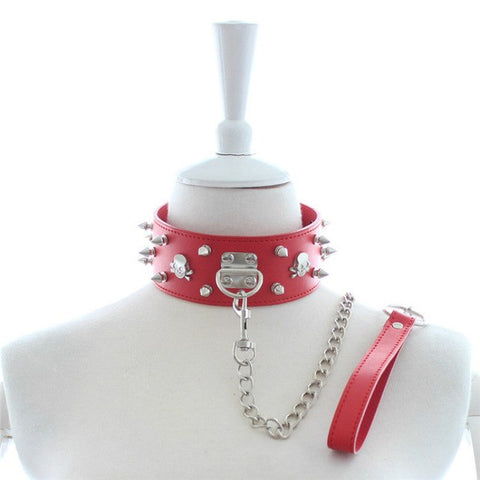 Sex Collar Leash