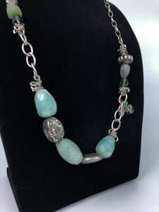 Shades of The Sea Necklace