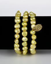 Fresh Water Pearls Fun and Easy Bracelets - Set of 3