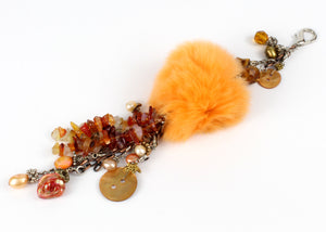 Bohemian and Furry Multiple-Use Pom Pom