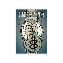 Load image into Gallery viewer, Time is Money - Gray