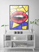 Load image into Gallery viewer, Lips - Yellow