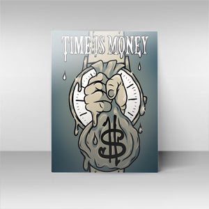 Time is Money - Gray
