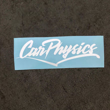 CarPhysics Banners