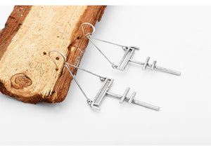 Trendy Arrow Dangle Earrings