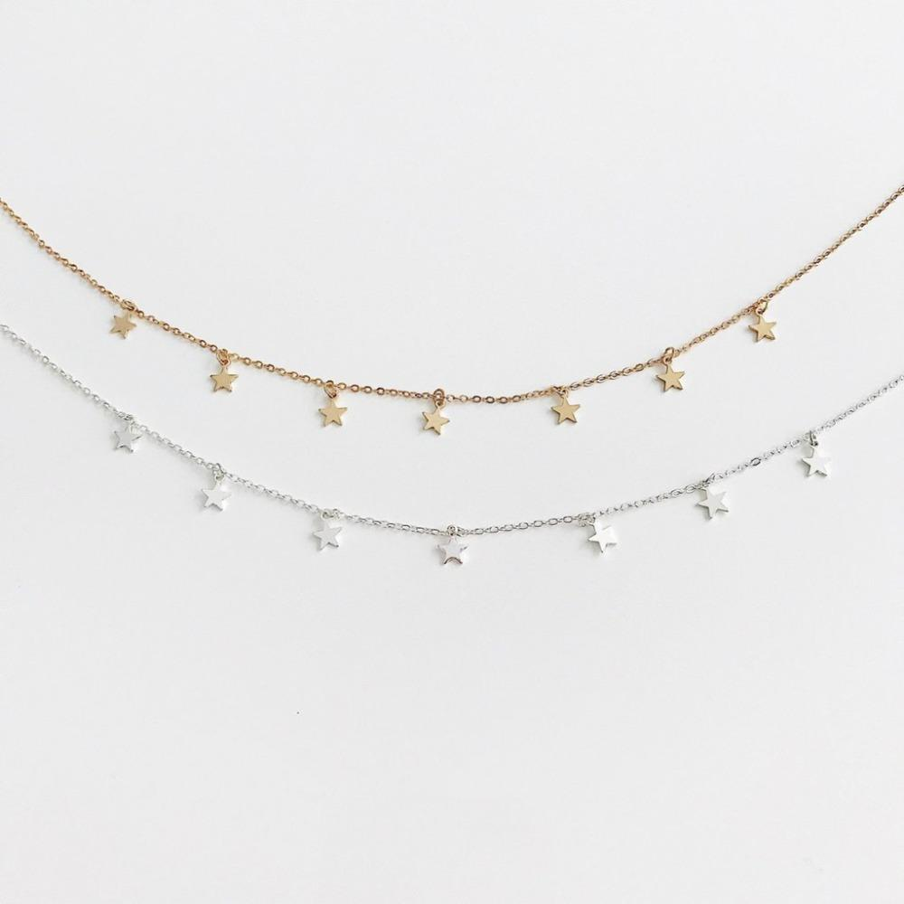 Star Dazed Choker Necklace