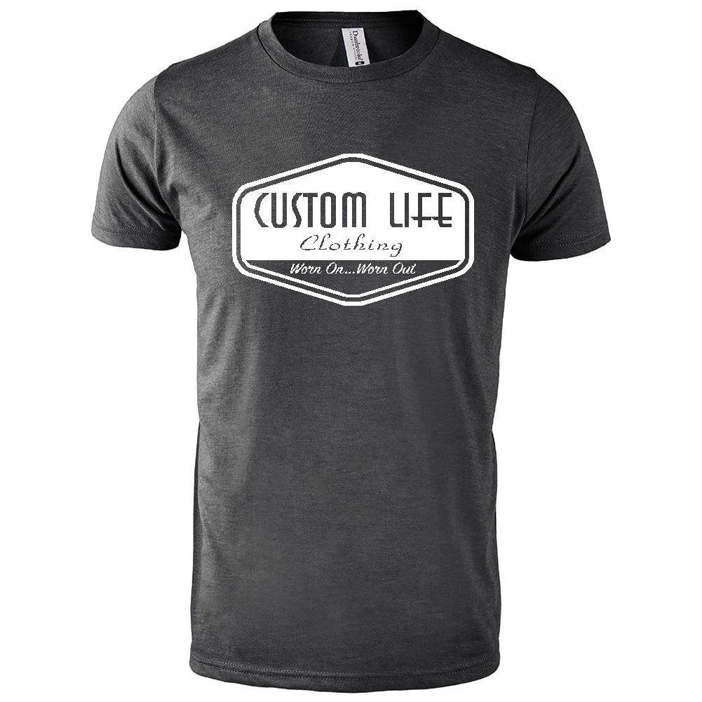 Custom Life Clothing Brand Tee