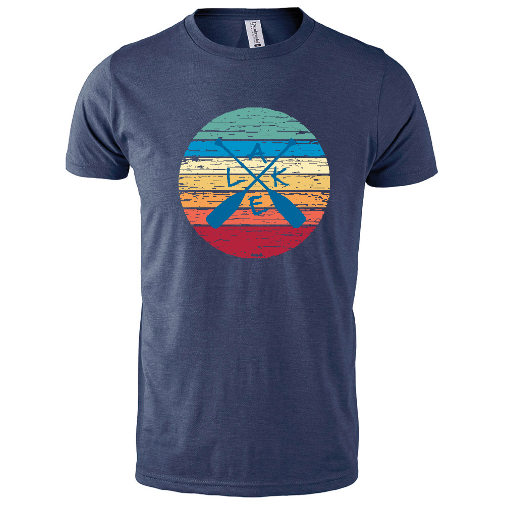 Lake Sunset Tee