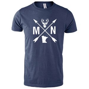 Minnesota Deer Hunter Tee