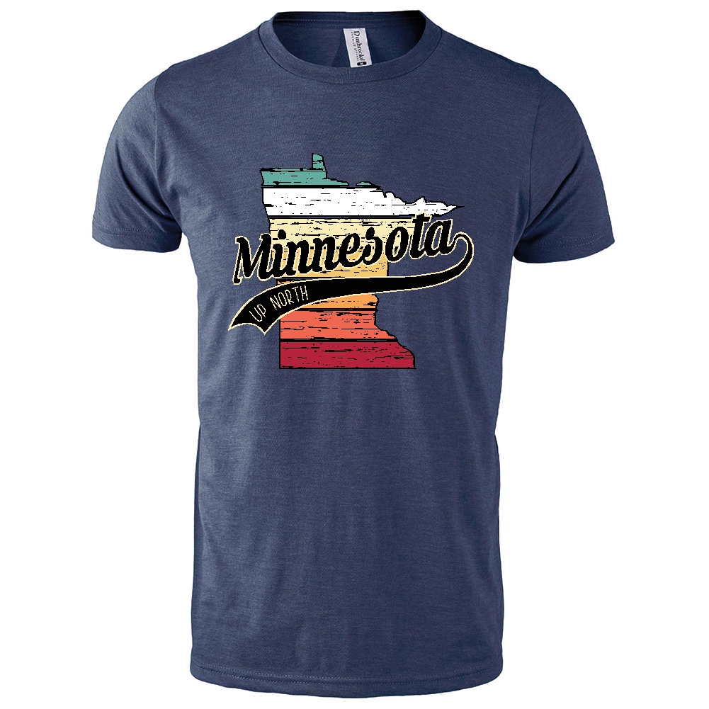Minnesota Sunset Tee