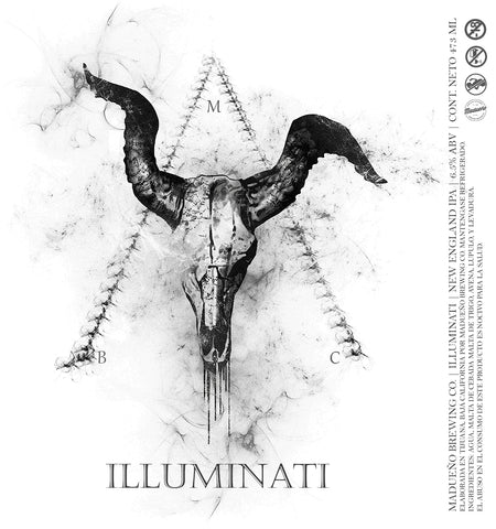 Illuminati 16oz Can