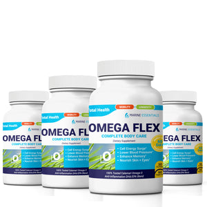 4 Bottles of Omega-Flex