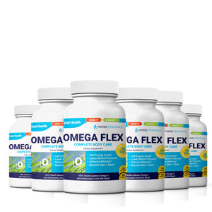 6 Bottles of Omega-Flex