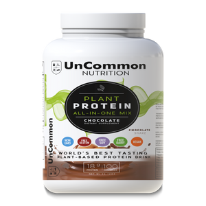 Uncommon Nutrition Plant Protein Chocolate